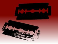 Free Razor Blades Stock Image - 8691651