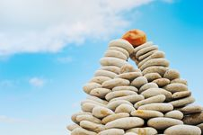 Free Cairn Royalty Free Stock Images - 8692629