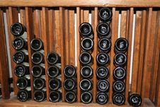 Free Bottle Rack Stock Images - 8692694