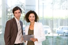 Free Business Associates Planning New Strategy Stock Photos - 8693133