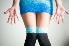 Free Stockings Stock Photography - 8693742
