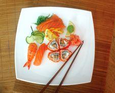 Free Sushi Stock Photography - 8694102