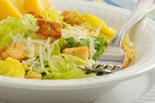 Free Salad Closeup Royalty Free Stock Images - 8697049
