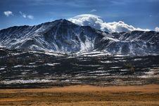 Free Snow Mountain Stock Images - 8697214