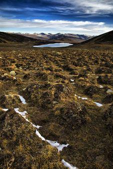 Free Altiplano Lake Stock Photo - 8697570