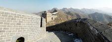 Free Si Ma Tai Great Wall Royalty Free Stock Images - 8698679