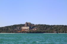 China, Beijing, Summer Palace. Stock Image