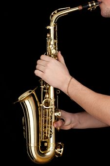 Free Sax Stock Photos - 8698893