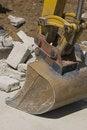 Free Mechanical Shovel Excavator 1 Stock Photo - 877100