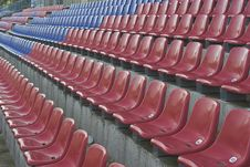 Free Stadium Seats Stock Photos - 870163