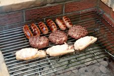 Free Barbecue 04 Royalty Free Stock Image - 870436