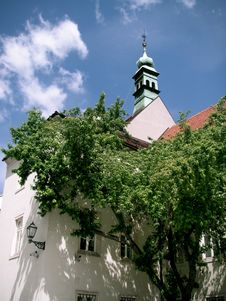 Free Zagreb: Church Tower Stock Photo - 871820