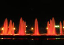 Free Night Fountain Stock Photos - 872683