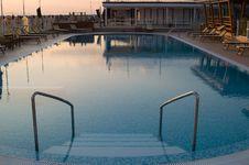 Free Swimming Pool, Viareggio Stock Image - 873981