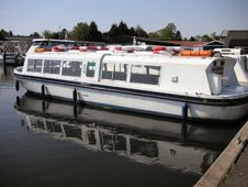 River Boat Stock Images