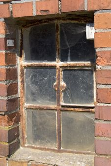 Free Old Window Royalty Free Stock Image - 877186