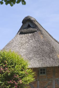 Free Thatched Roof Stock Photography - 877382