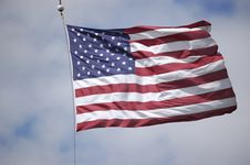 Free Star Spangled Banner Stock Photography - 878292