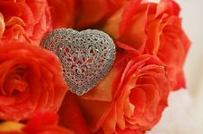 Free Roses For Love Royalty Free Stock Photo - 878995