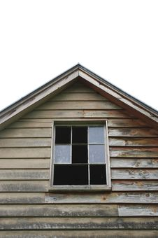 Free Shed Peak Stock Photography - 879052