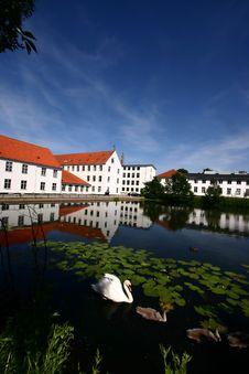 Free House In Denmark Royalty Free Stock Photos - 879178