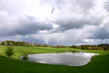 Free Lake Royalty Free Stock Image - 879346
