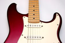 Free Electric Guitar Stock Photo - 879370