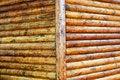 Free Log Corner Royalty Free Stock Photos - 8708888