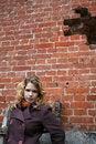 Free Girl Walking Stock Photos - 8709563