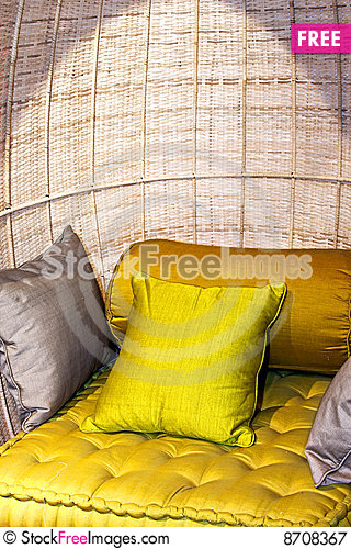 Free Seat Royalty Free Stock Photography - 8708367