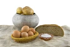 Free Still-life From Vegetarian Food. Stock Photo - 8700030
