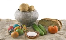 Free Still-life From Vegetarian Food. Stock Images - 8700174