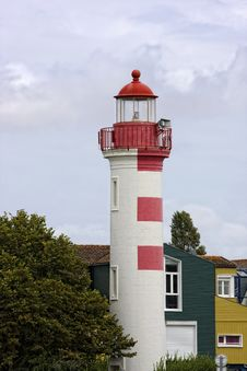 Free La Rochelle Lighthouse Royalty Free Stock Photo - 8701285