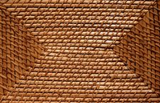 Free Wicker Basket. Stock Photography - 8701572