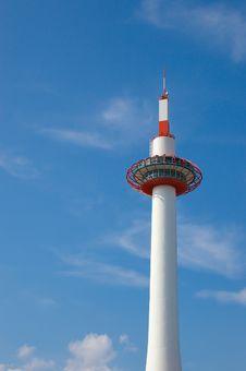 Free KYOTO TOWER Stock Image - 8702541