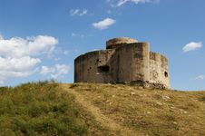 Blockhouse Stock Images