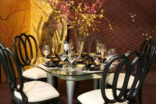 Free Table Design In Japan Royalty Free Stock Photo - 8704105