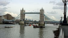 Free Tower Bridge Royalty Free Stock Images - 8704219