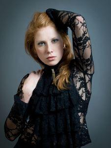 Free Fashion Girl Royalty Free Stock Images - 8704539