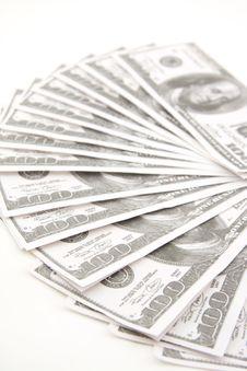 Free Dollars Bank Notes Stock Image - 8704871