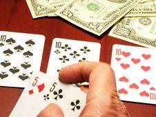 Free Poker Royalty Free Stock Image - 8706476