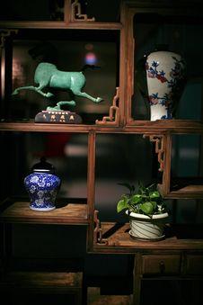 Free Chinese Handiwork Royalty Free Stock Image - 8707006