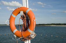 Free Life-buoy Stock Photo - 8707530