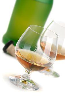 Free Brandy Stock Image - 8708421