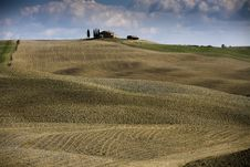 Free Tuscan Landscape Stock Images - 8708814