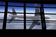 Free Jet Airplane Stock Photography - 8708852