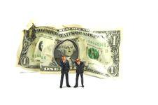 Free Falling Dollar Stock Photo - 8709200