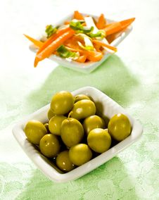 Free Appetizer Stock Image - 8709951
