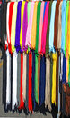 Free Colorful Laces Royalty Free Stock Image - 8714156