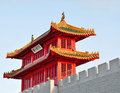 Free Chinese Roof Stock Photos - 8715643
